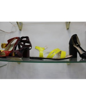 Сандалии  желт кожа  Vensi 276-S971-3 [Желтый]