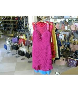 Платье вечернее малин De Nagi 1052