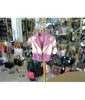 Пиджак роз цвета коттон Sassofono 10210423 [розовый]