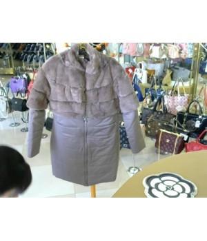Куртка Серо-сиреневая Angelo (PM010-2) [Лаванда]