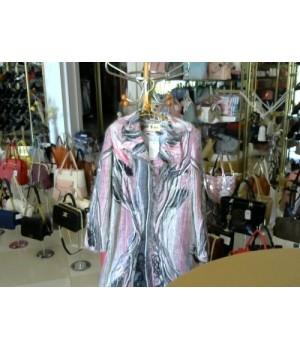 пальто ручной работы YUKO 6925 [Разноцветный]
