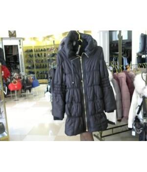 Куртка пух стеганая  CRISTINA COVIOLI (4900) черн