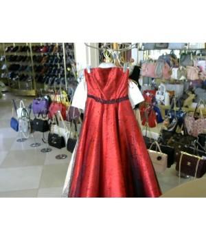 Платье вечернее красное Isabel Grsia (BB1034)
