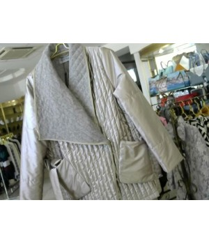 Куртка  серая олива Marco Moretti (6029-1к)