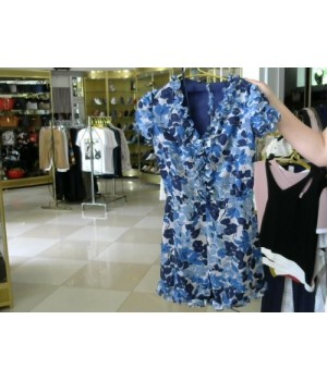 Комбинезон шорты цветн Isabel Garcia (2201)