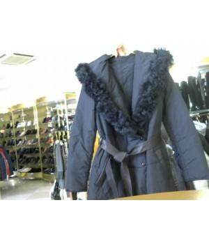 Divas (5051) пальто длин черн