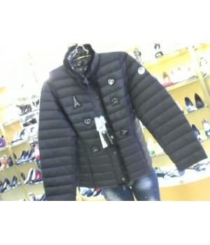 Куртка с норк отделкой Ananke 9210348 черн