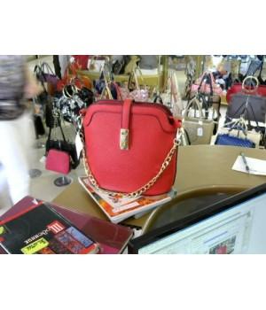 [красный] сумка (3375) формованая маленькая