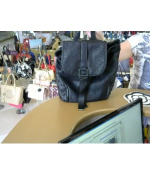 Рюкзак (130)  [Черный] наклад карман с черн стпраз