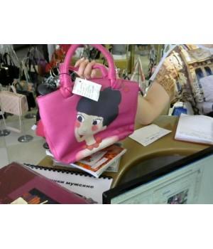 сумка 816 фуксия [розовый]