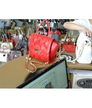 Сумка средн Chanel 6607красн [красный]