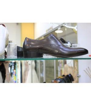 Оксфорды темн кор кожа ART shoes MS218-0 [коричневый]