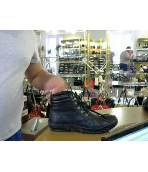 Ботинок MICSS x5501203 мех [Черный]